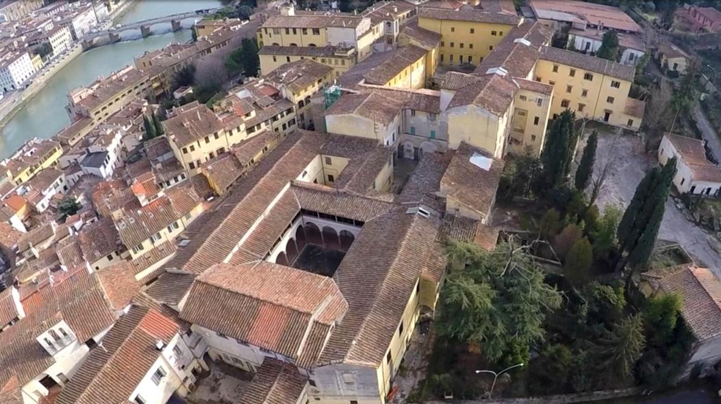 Firenze: ex Caserma Vittorio Veneto in Costa San Giorgio