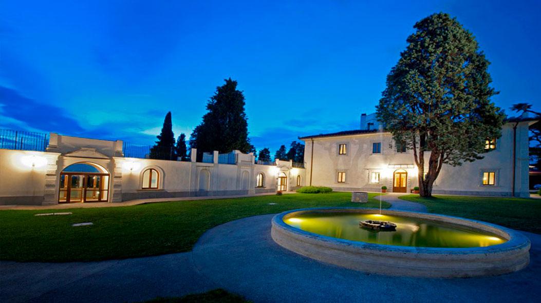 Firenze: Villa Tolomei
