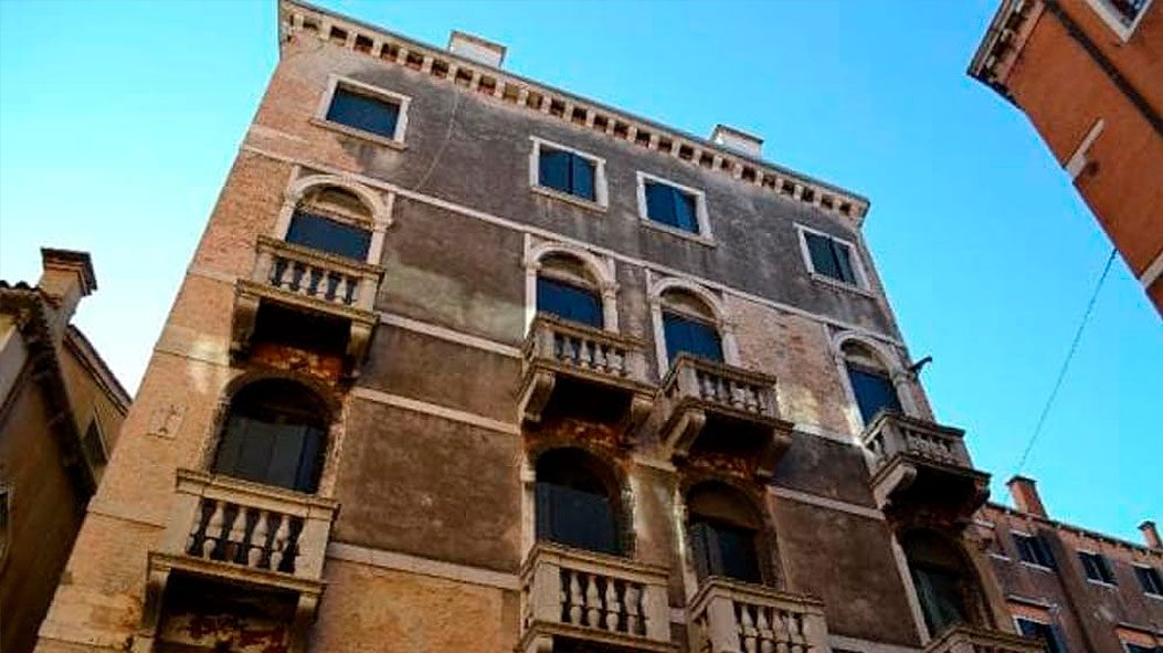Venice: Palazzetto Balbi, San Marco District