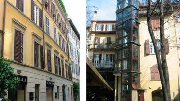 Milan: Via della Spiga